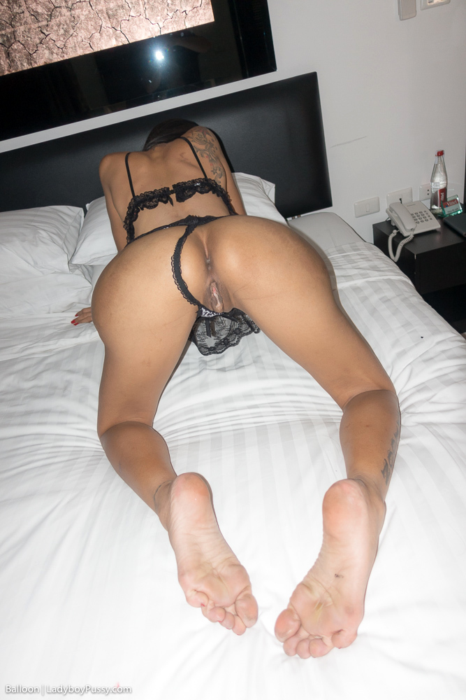 Anal Only Panties Bare Back