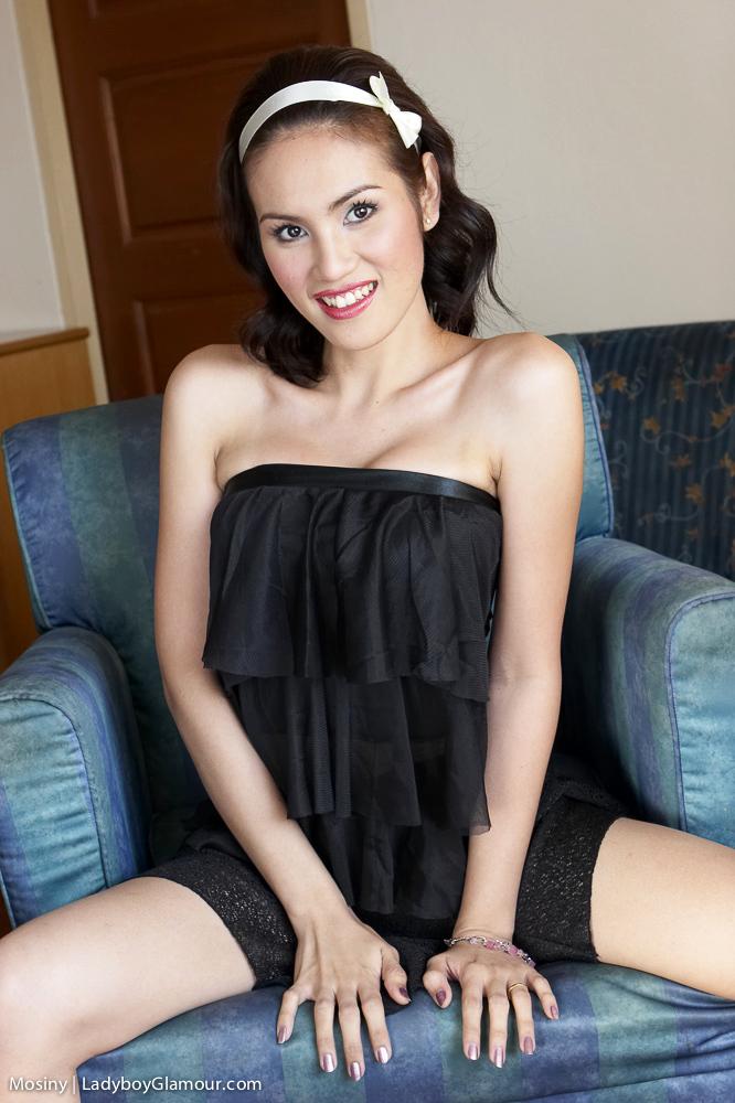 Black Skirt Tool Girl