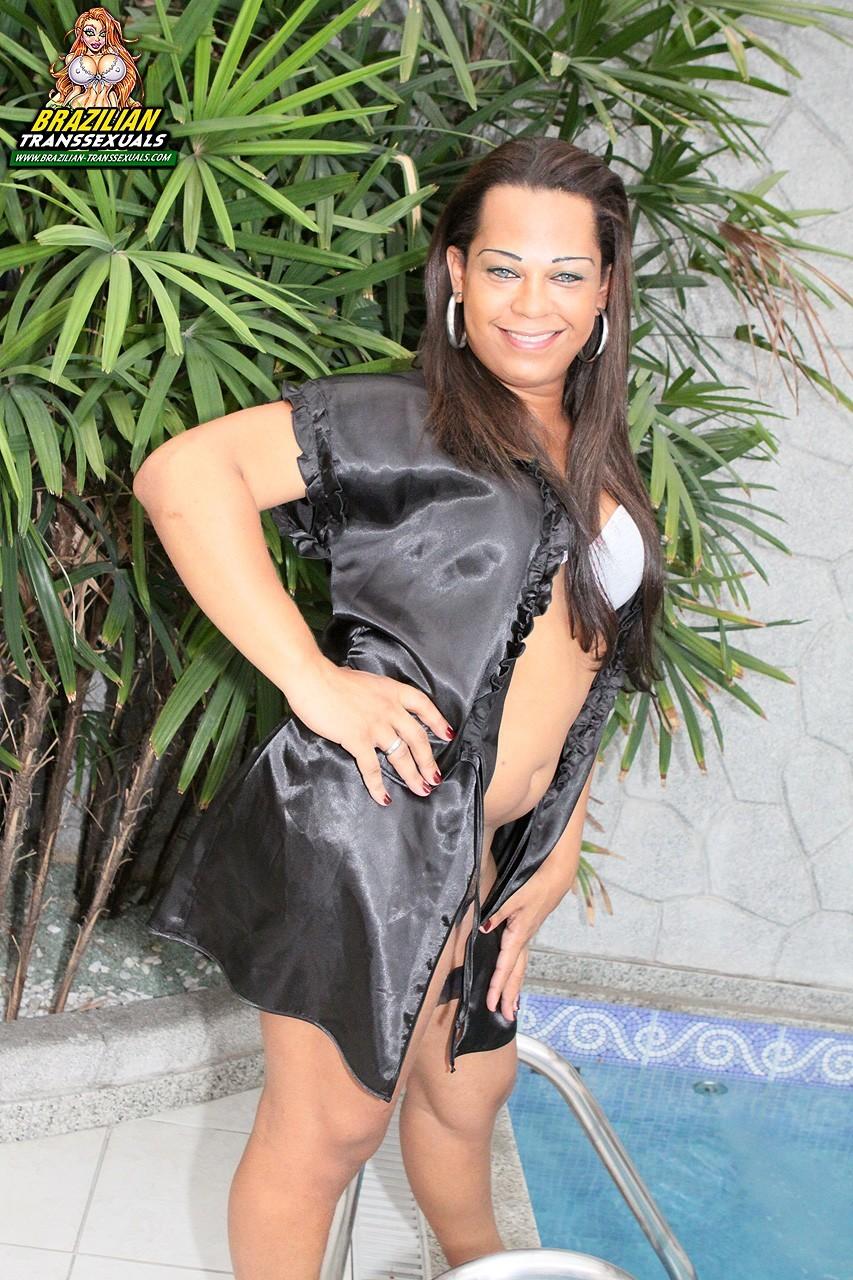 Brazilian T-Girls : Juliana Candevick