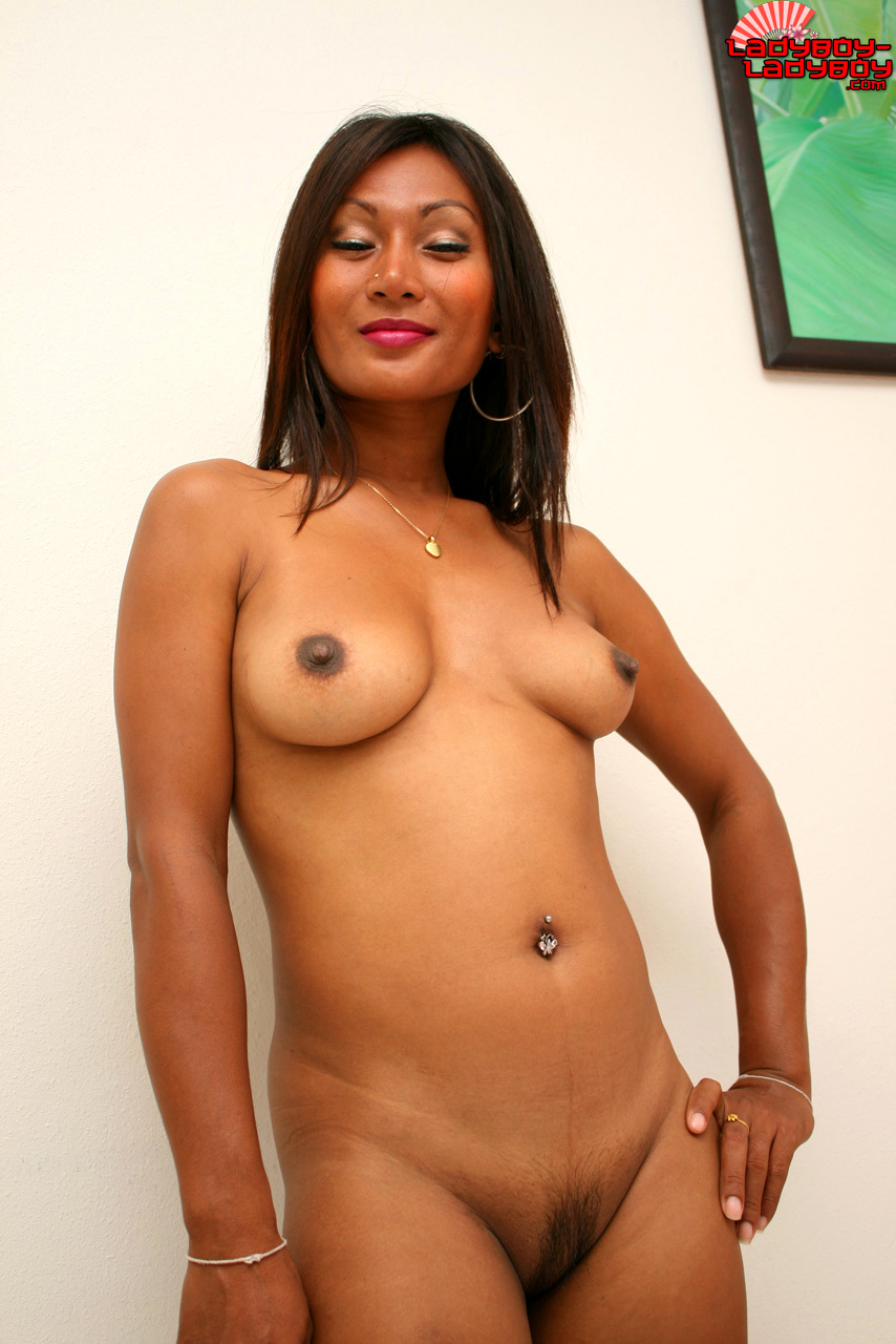 In Pattaya, Transexual Bo Is Known For Her Huge Hormonal Tits.