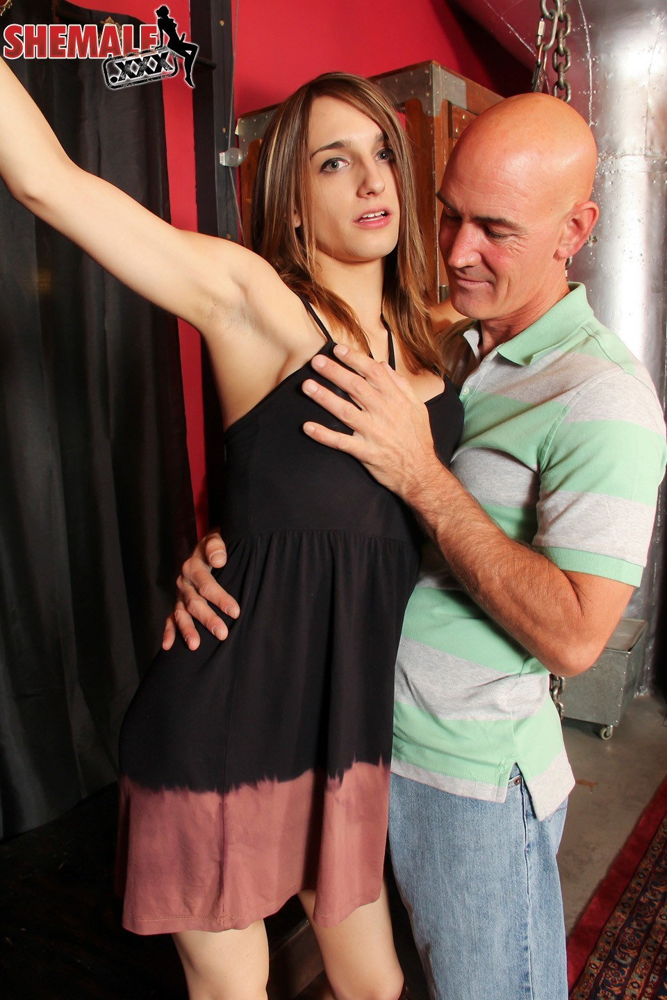 Exclusive collection Tranny isabel getting fucked