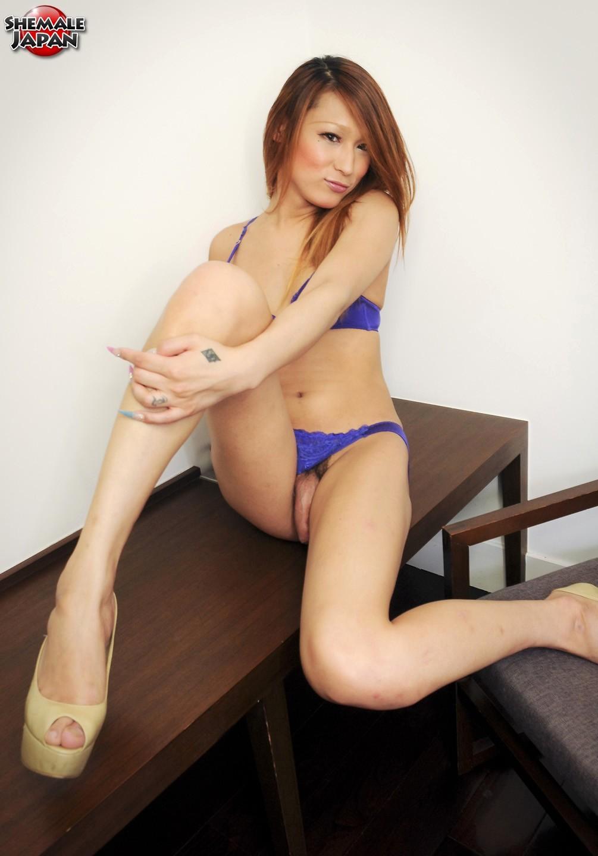 Karina Shiratori Horny In The Kitchen!