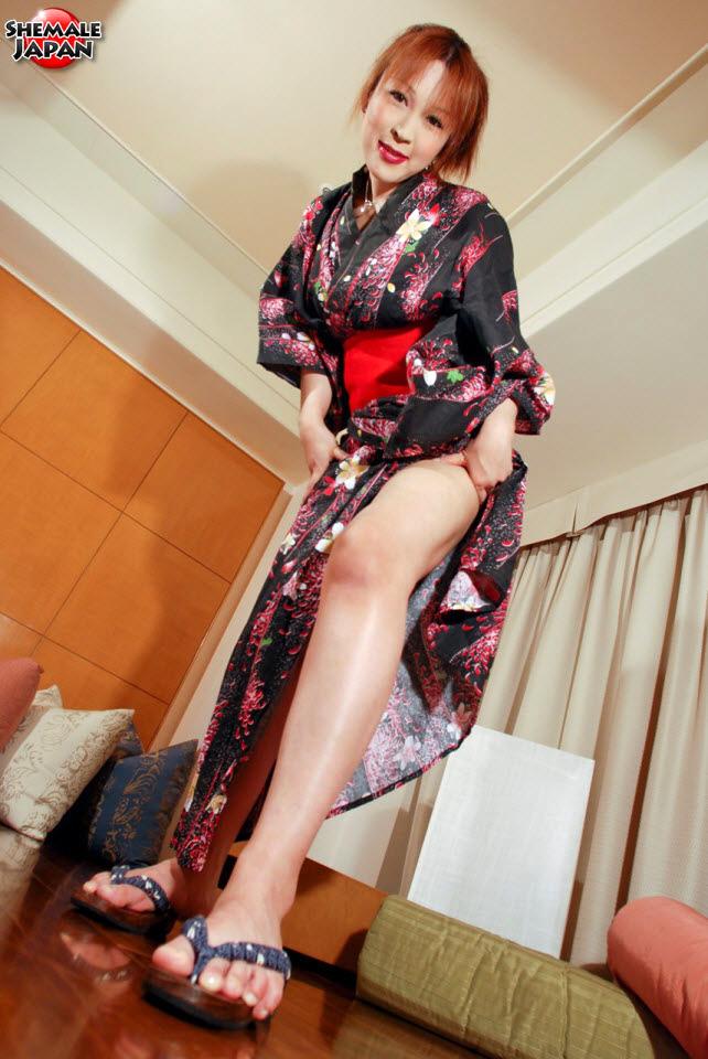 Ladyboy Japan Set 802