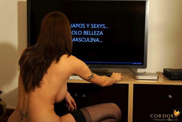 Watching Porn Having Orgasm