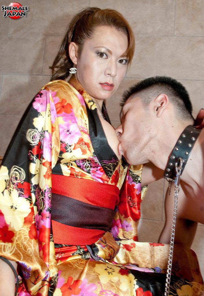 Mistress Reina Trains A New Dude Slave