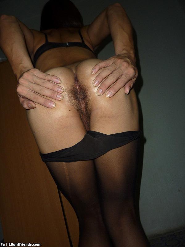 Pantyhose Butt