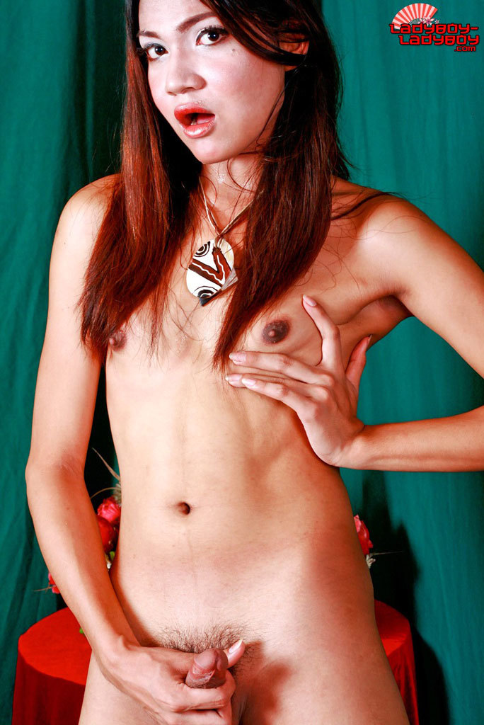 Starved Tgirl Who Craves To Party