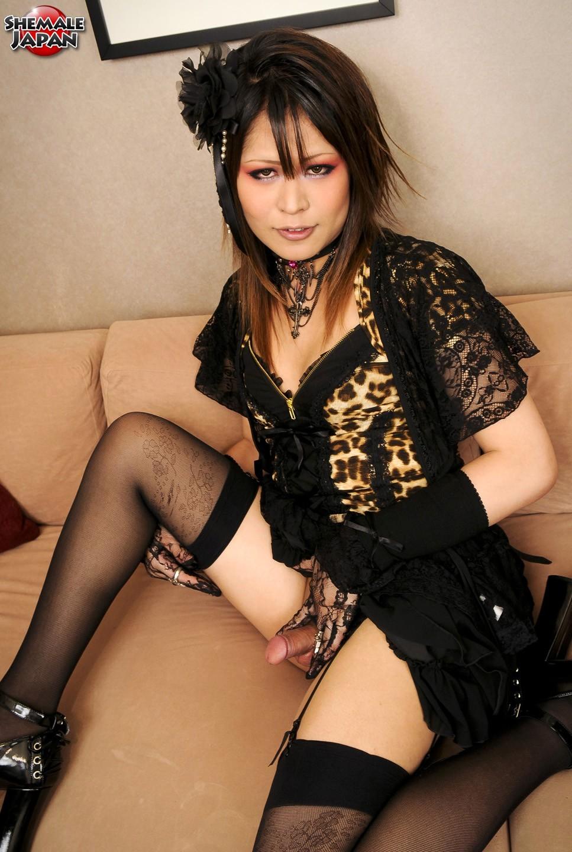 Tranny Japan Set 807
