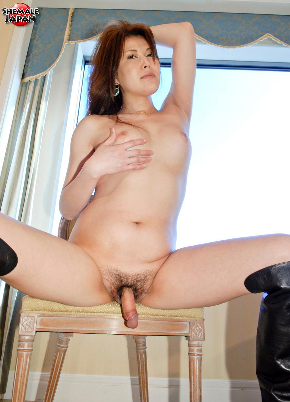 Thai T-Girl Pics: Natsuko - Classy Japanese Shemale!