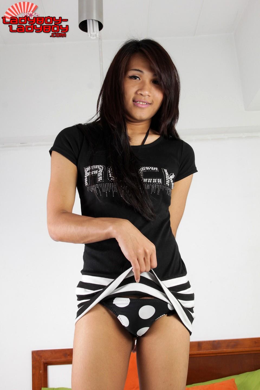 Tranny T-Girl Set 1465