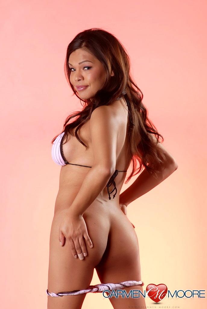 Unbelievably Arousing Carmen Posing Her Hot Stunning Body