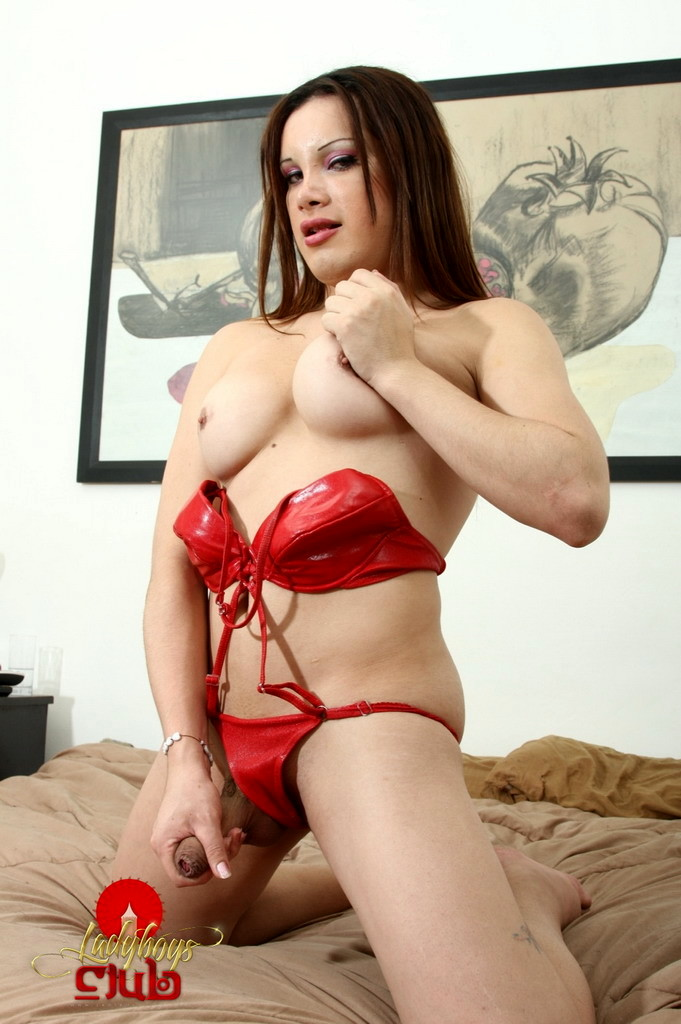 Voluptuous Alejandra Strips And Strokes